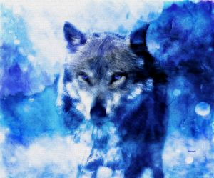 Winter and the Wolf
