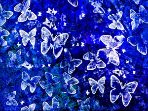 Domain of the Blue Butterflies