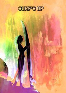 Surf's Up - The Art of Don Barrett
