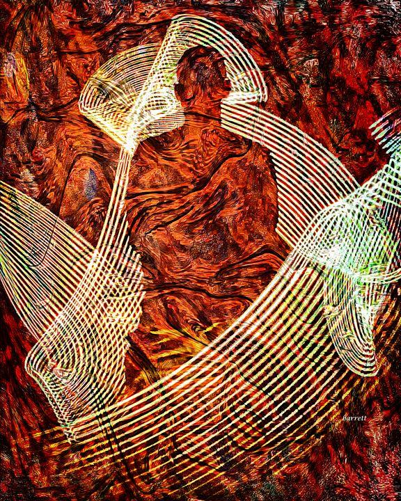 Creativity - The Art of Don Barrett