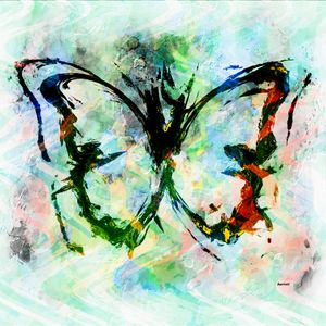 Imaginary Butterfly