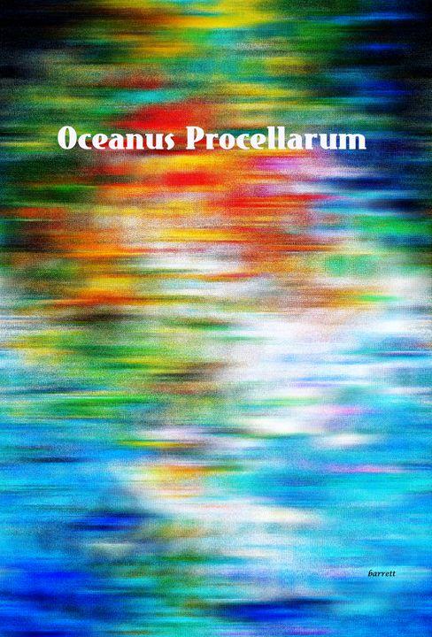 Oceanus Procellarum - The Art of Don Barrett