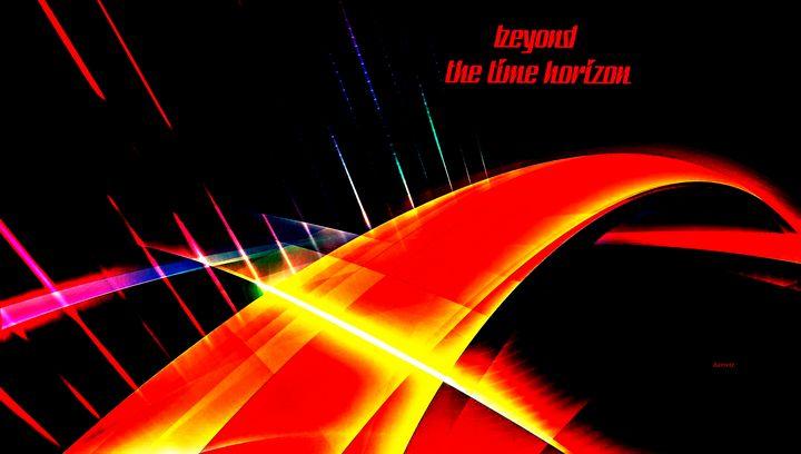 Beyond the Time Horizon - The Art of Don Barrett
