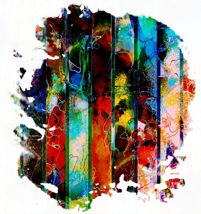 Chromatic Design - The Art of Don Barrett