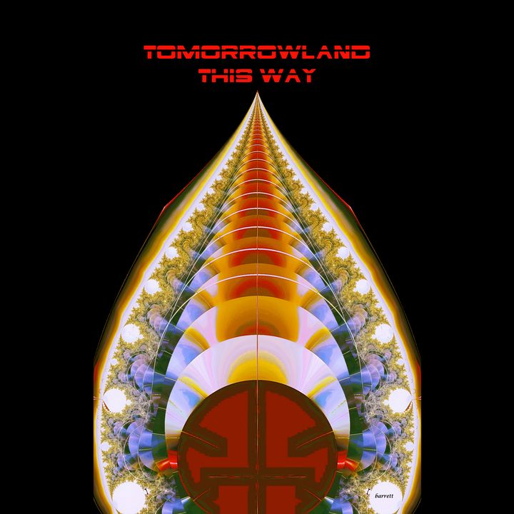 Tomorrowland - The Art of Don Barrett