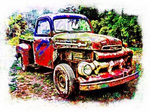 Pickup - The Art of Don Barrett