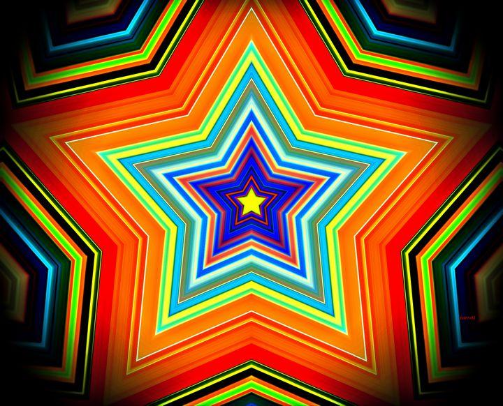 Star Cluster - The Art of Don Barrett