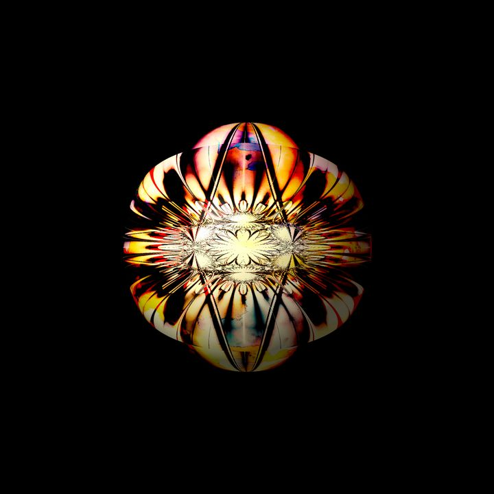"""A Mysterious Spheroid"" - The Art of Don Barrett"