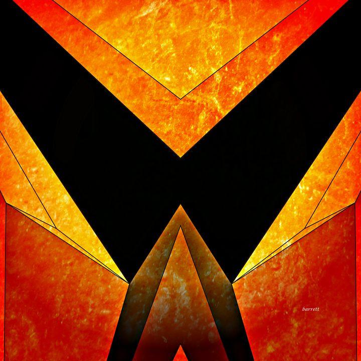 Geometry 102 - The Art of Don Barrett