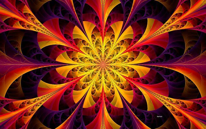 Fractal Infinity - The Art of Don Barrett