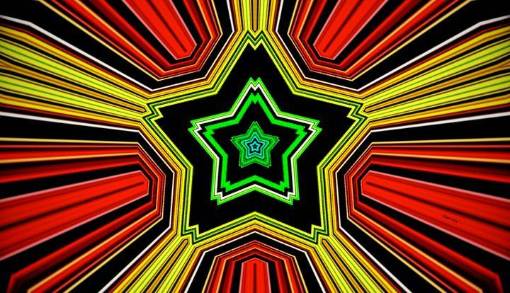 A Star is Born - A Stellar Artwork - The Art of Don Barrett