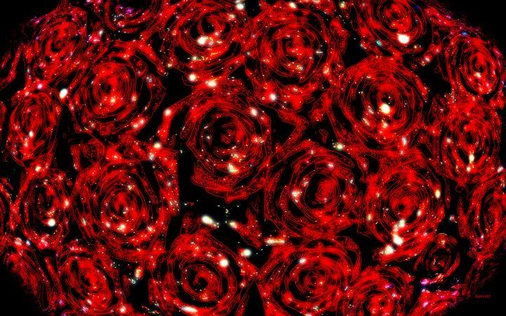 Roses - The Art of Don Barrett