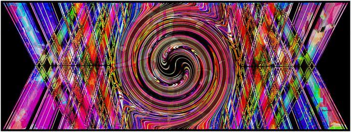 Dividing by Zero - The Art of Don Barrett