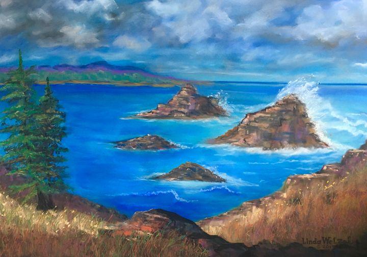 Northern California Coast - Linda Wetzel Fine Art