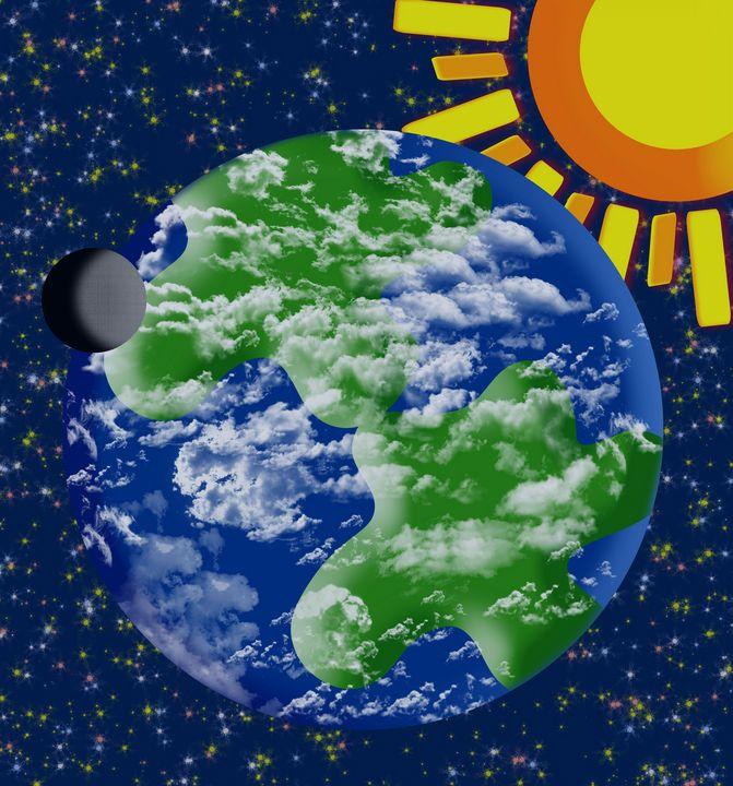 change the world - Kaitlin Neikes