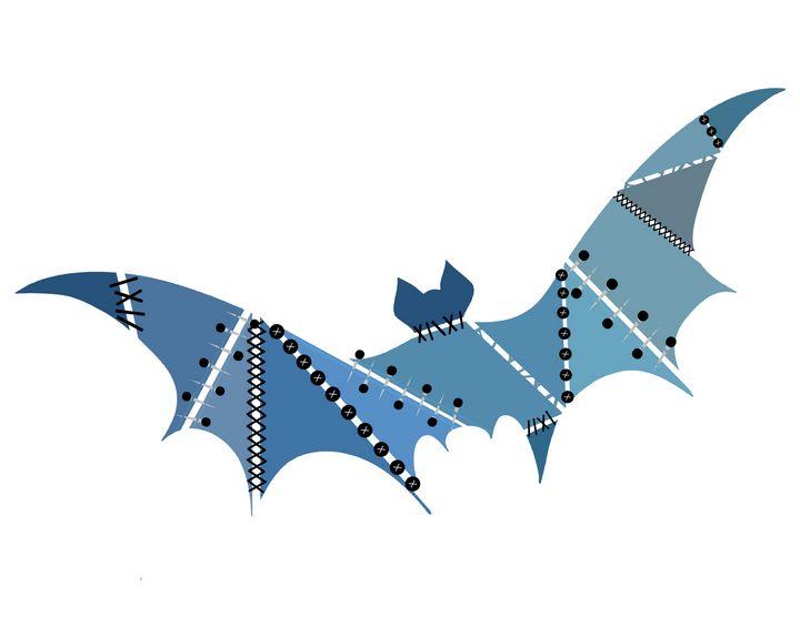 Frankenstien Bat - Kaitlin Neikes