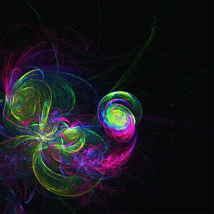 Rainbow Rings - Kaitlin Neikes