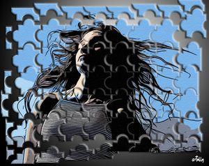 Evita - puzzle pop