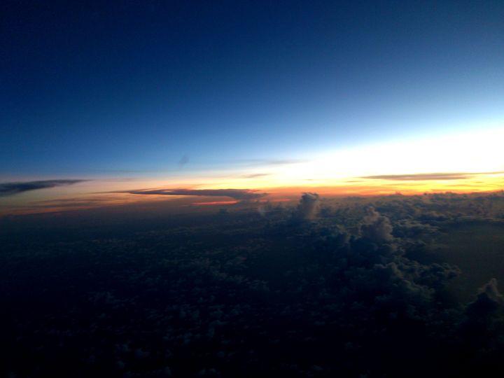 TransPacific Sunset - Escapism et Cœur