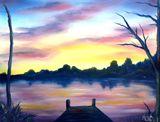 18x14 original oil on canvas