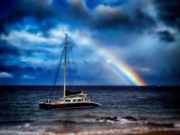 Hopeful Skies - Chuck Redick