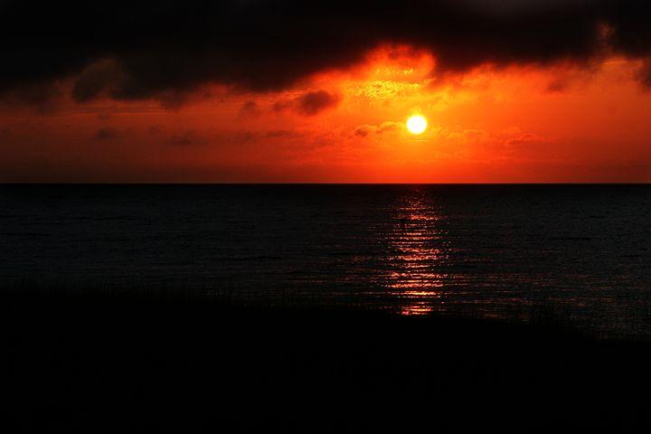 Cape Sunset - Chuck Redick