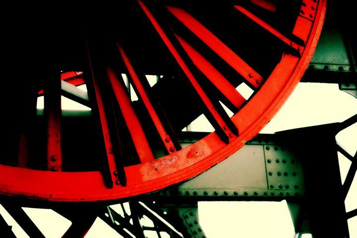 Eiffel Cog - Chuck Redick