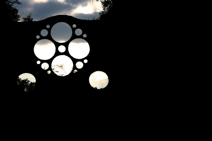 Monastery Sky - Chuck Redick