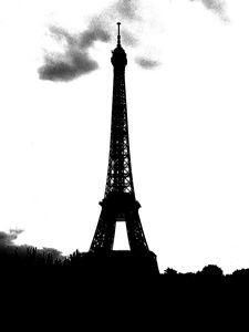 Eiffel Blackout - Chuck Redick