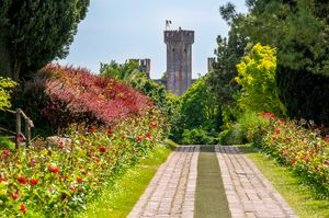 parco giardino Sigurta gardens castl