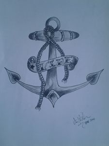 anchor of life