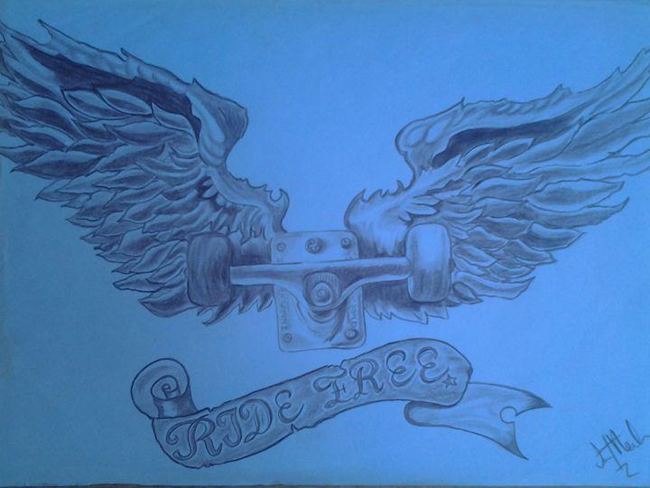 Ride free - Soulfire