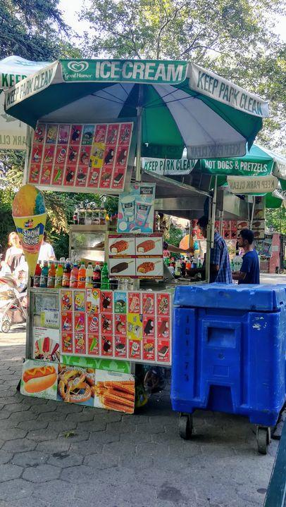 Zoo Food Cart - Great Attractor