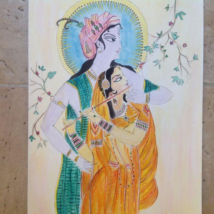 Radha krishna - kanika sharma