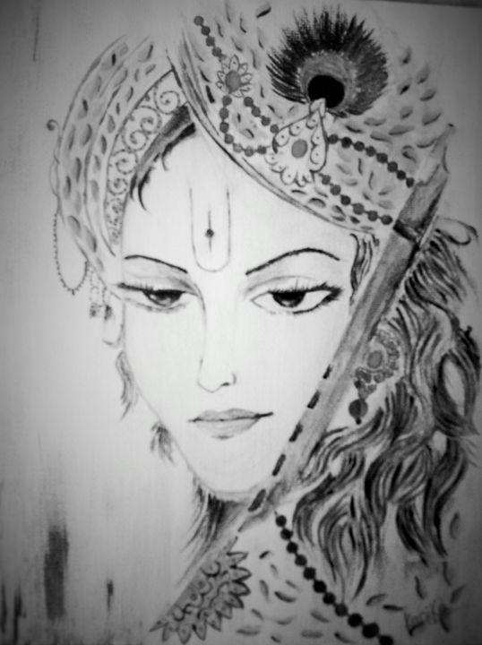 Lord Krishna - kanika sharma