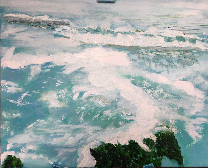 Ocean waves - David Jackson