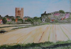Orford castle - David Jackson