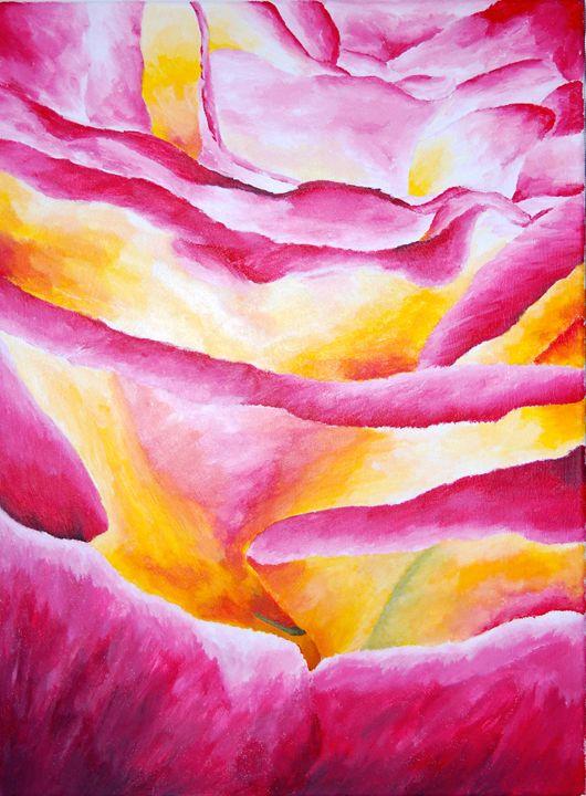 Peace Rose - Annie Wasserman