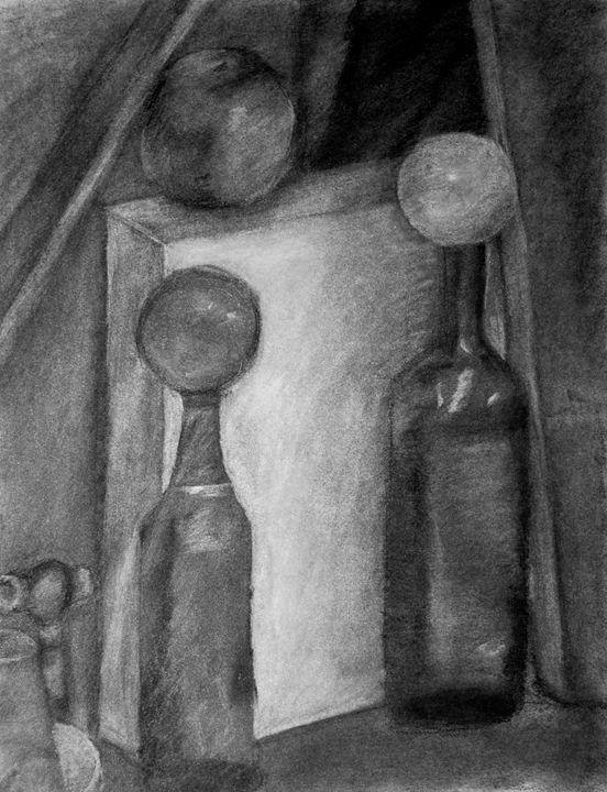 Bottles - Annie Wasserman