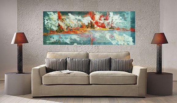 Mediterránea (Detaill) - Abstract Art By Lluís Miró