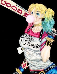 Original Harley Quinn Sucide Squad