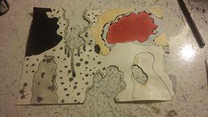 Ink/dye