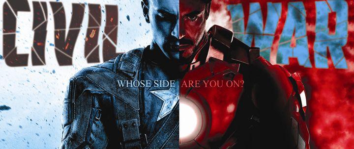 Marvel's Civil War - Vineel Kolluru