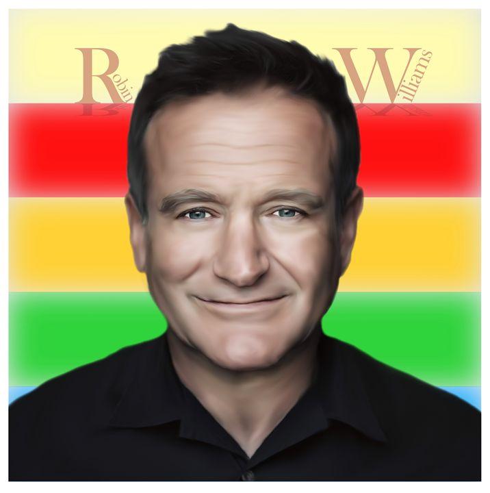 Goodbye Robin Williams - Vineel Kolluru