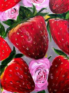 Strawberry field - Arah