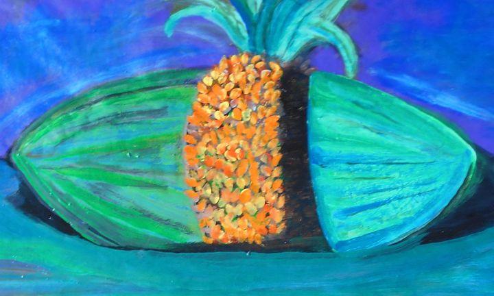 Watermelon Slde - RedBirds Art