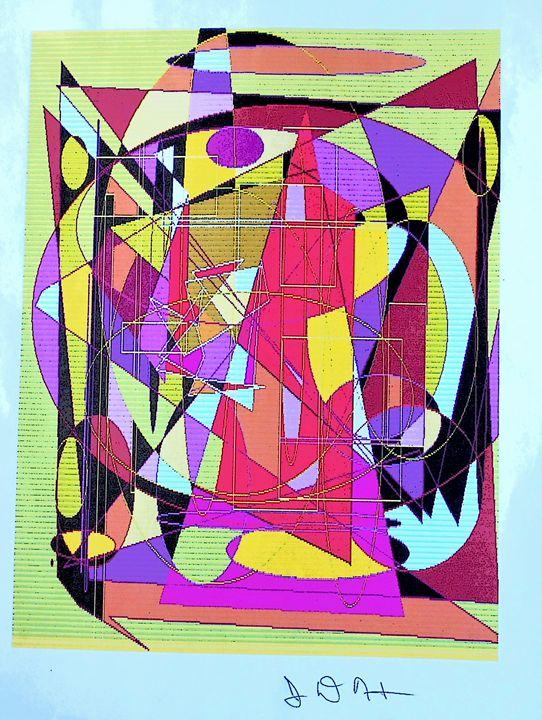 Maze - RedBirds Art