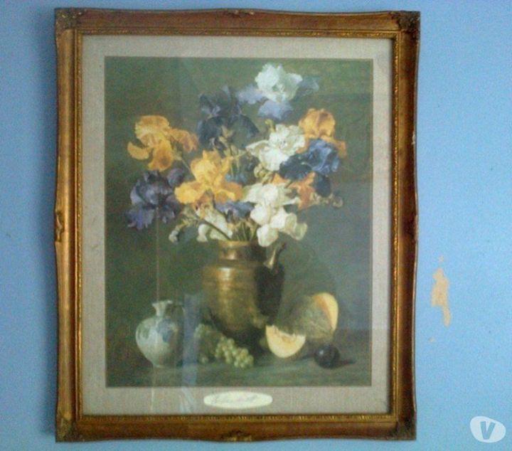 Joe Anna Arnett - Irises And Copper - class of 73