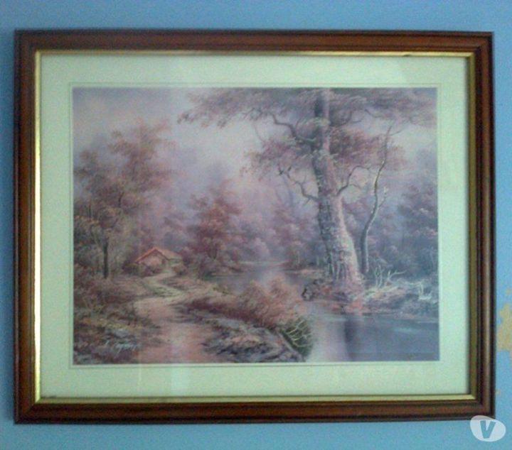 I Cafieri - Framed Landscape - class of 73