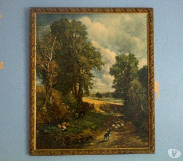 John Constable - Cornfields - class of 73